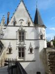 Tour du fer à cheval au château des ducs de Bretagne de Nantes