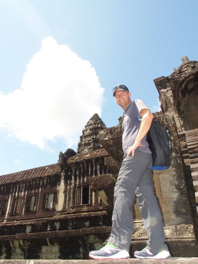 Angkor Wat Kalenji Kapteren IV Syl20
