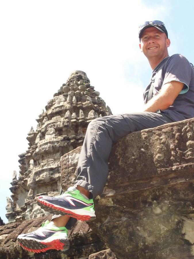 Kalenji Kapteren IV de Syl20 à Angkor