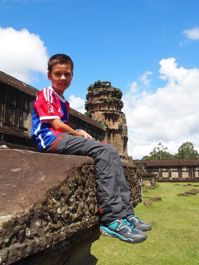 Quechua Crossrock Titouan à Angkor