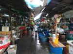 Marché de Thewet à Bangkok