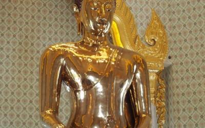Bangkok : calme et effervescence