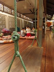 Guest House Phranakorn Nornlen - quartier de Thewet -Bangkok