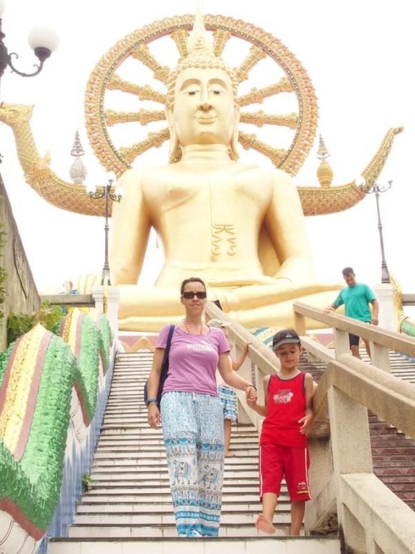 Big Buddha, Guinou et Anton