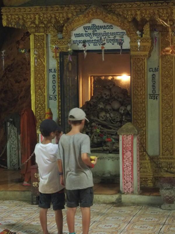 Charnier de Phnom Sapou - Battambang