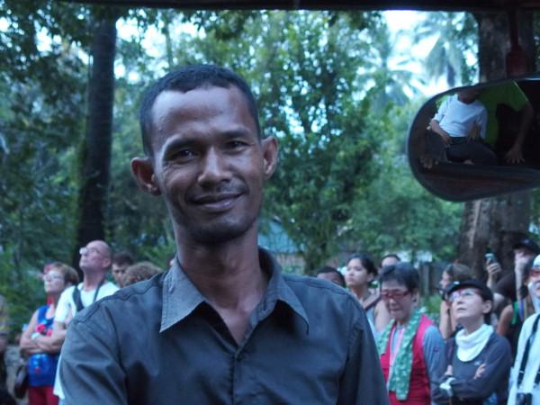 Lychee, guide à Battambang