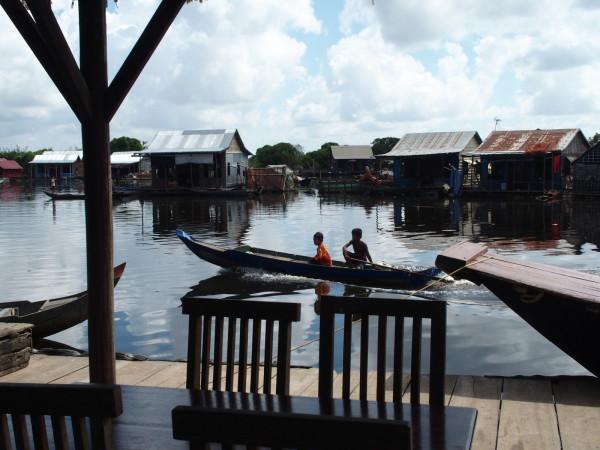 Mechrey - Tonle Sap - Cambodge