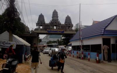 Comment passer la frontière entre la Thaïlande et le Cambodge sans encombres ?