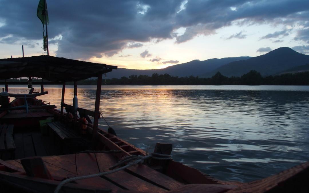 Kampot, entre poivre et «caviar»