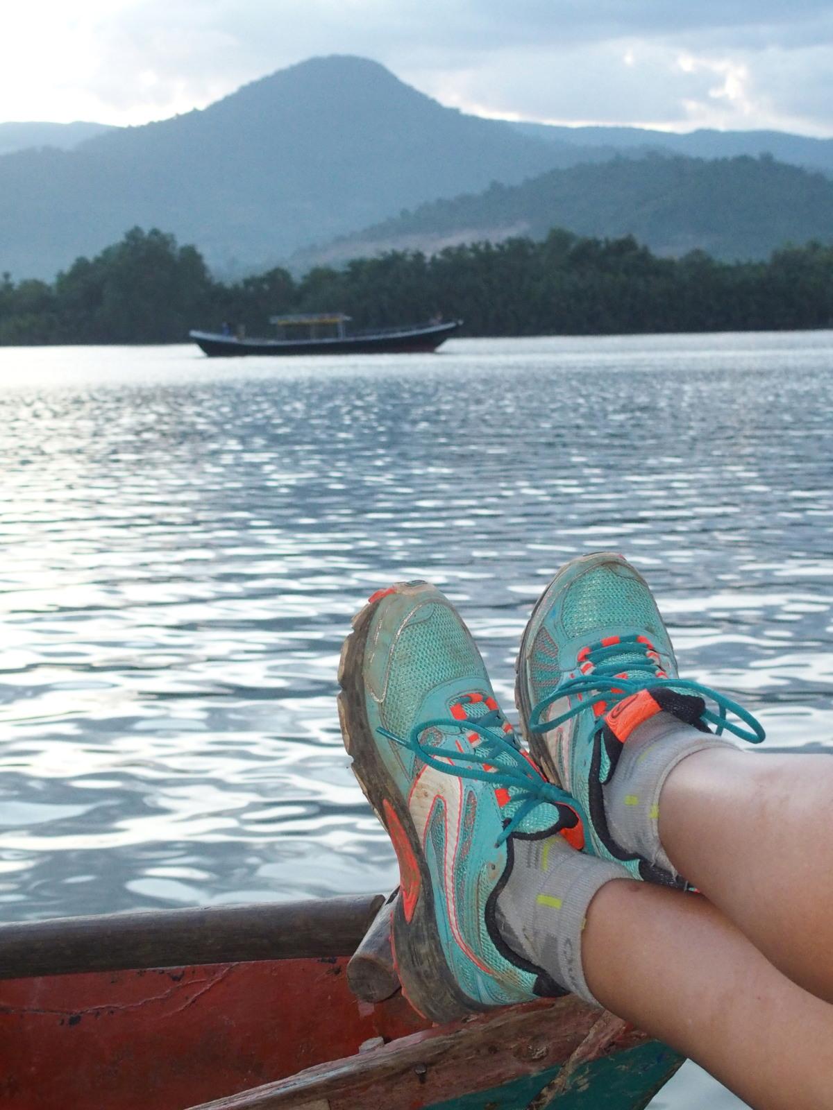 Kalenji Crossover à Kampot - Cambodge