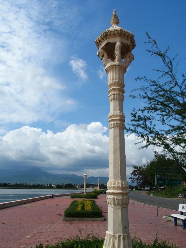 Quai - Kampot