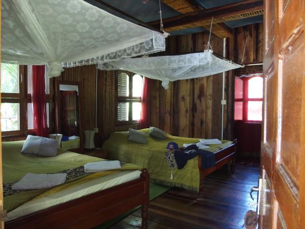 Bungalow des Manguiers - Kampot