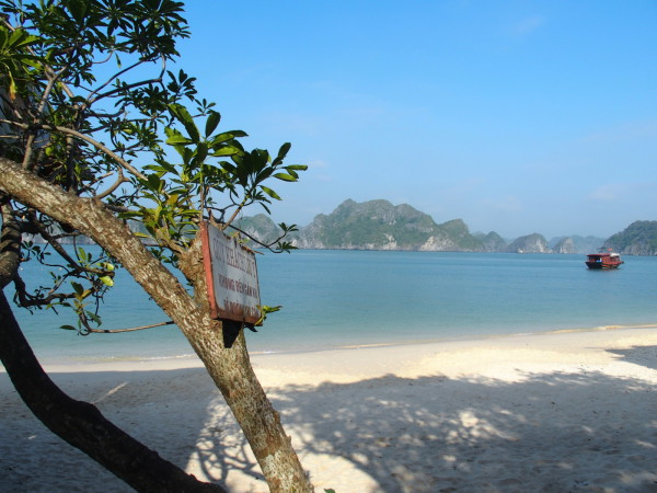 Baies d'Ha Long et Lan Ha - Monkey island - Vietnam