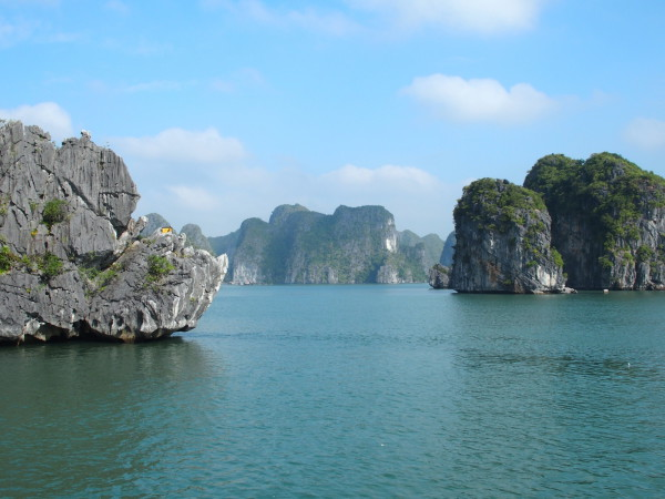 Baies d'Ha Long et Lan Ha - Vietnam