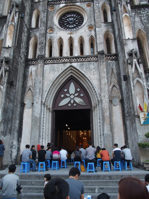 Cathédrale Saint Joseph - Hanoi - Vietnam
