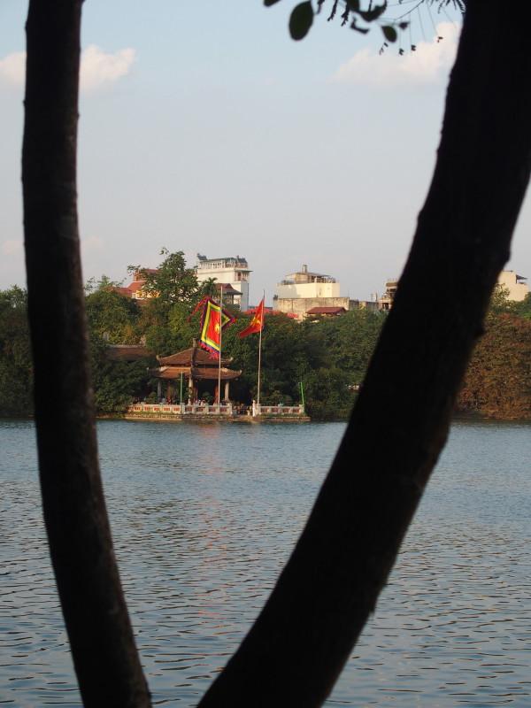 Lac Hoan Kiem - Hanoi - Vietnam