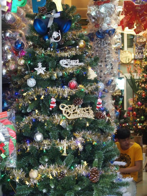 Sapin de Noël - Hanoi - Vietnam