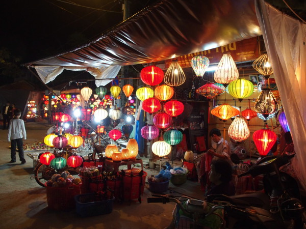 Lampions - Hoi An - Vietnam