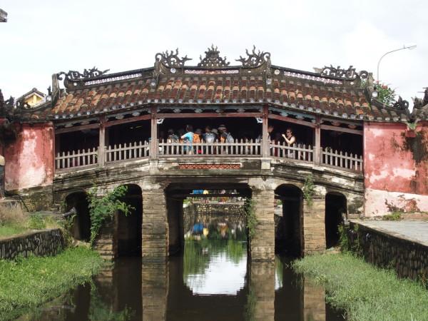 Pont japonais - Hoi An - Vietnam