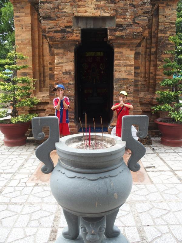 Po Nagar Tours Cham - Nha Trang - Vietnam