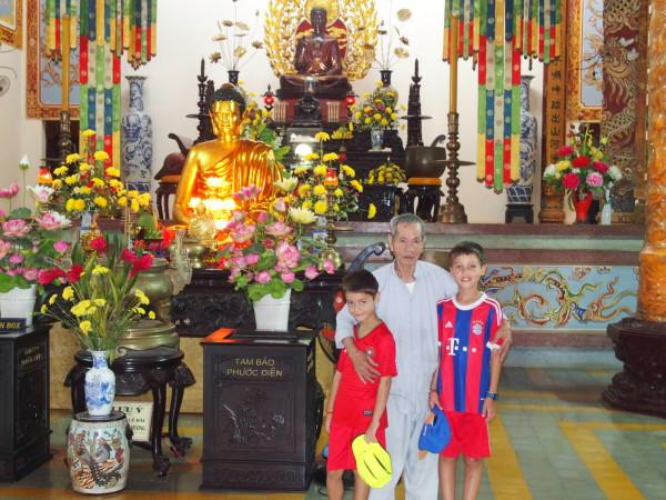 Pagode Long Son - Nha Trang - Vietnam