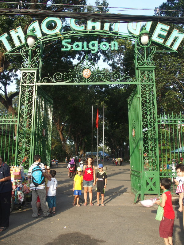 Zoo de Saigon - Vietnam