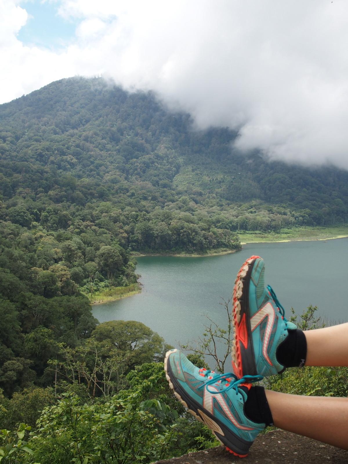 Kalenji Kapteren Crossover de Guinou aux lacs Tambligan et Buyan - Bali