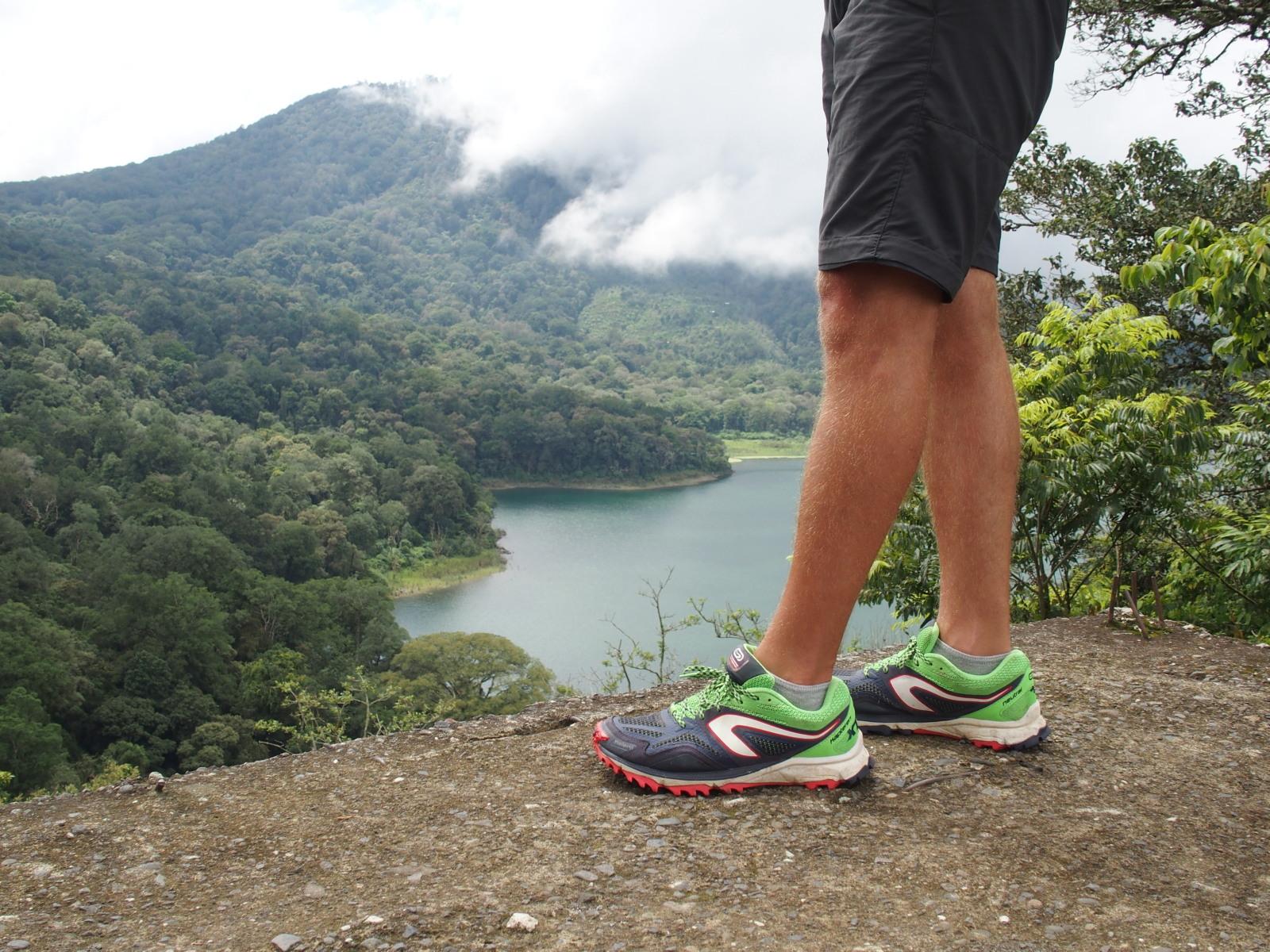 Chaussures Kalenji Kapteren XT4 neutral à Bali