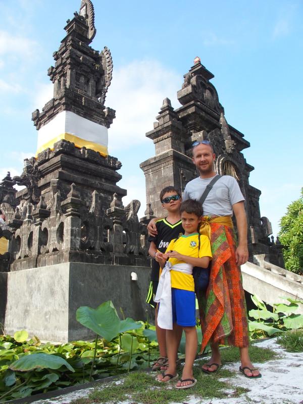 Temple Pura Agung Jagat Natha - Singaraja - Bali