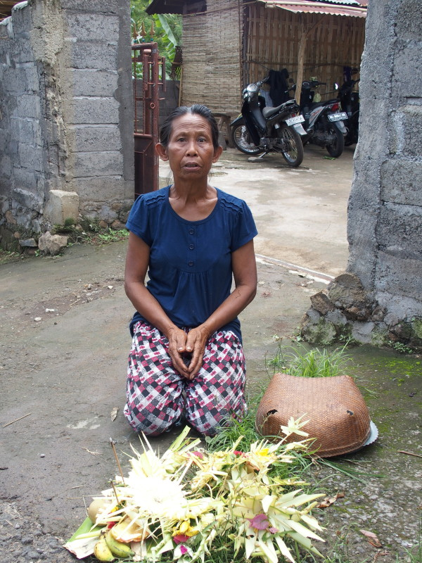 Balinaise vers Jatiluwih - Bali