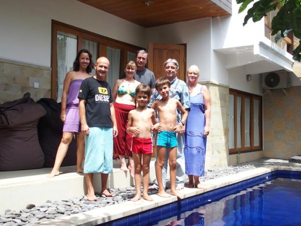 Agus villa - Sanur - Bali - Indonésie