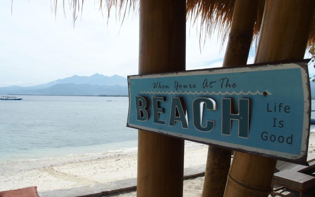 Les îles Gili, notre paradis