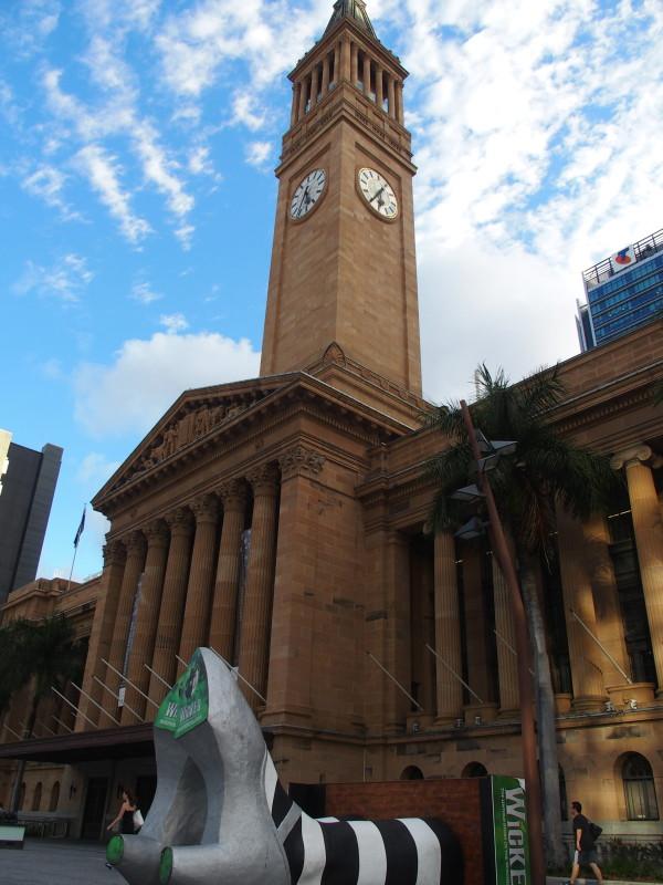 Brisbane centre - Australie
