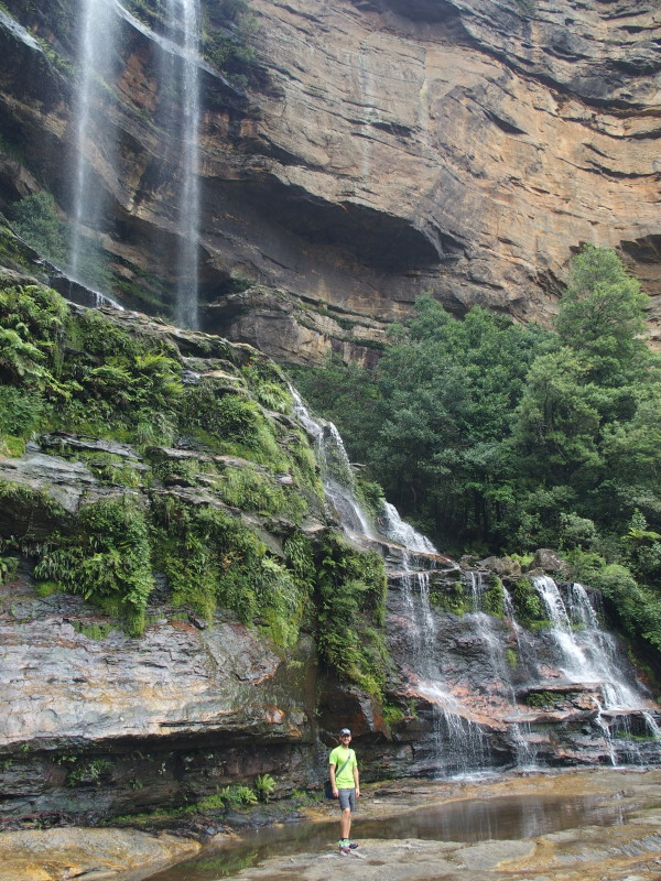 Cascade de Katoomba - Blue Mountains - Australie