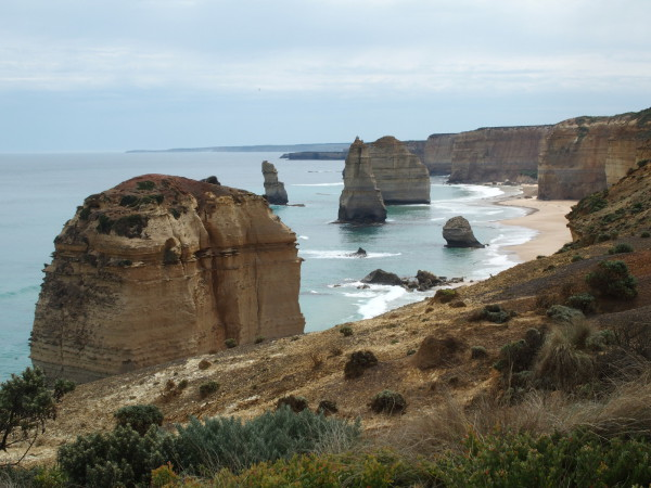 12 apôtres - Great Ocean Road - Australie