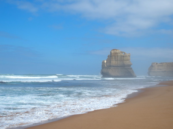 Great Ocean Road - Gibson steps - Australie