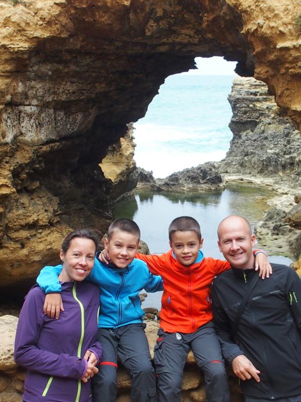 Great Ocean Road - Grotto - Australie