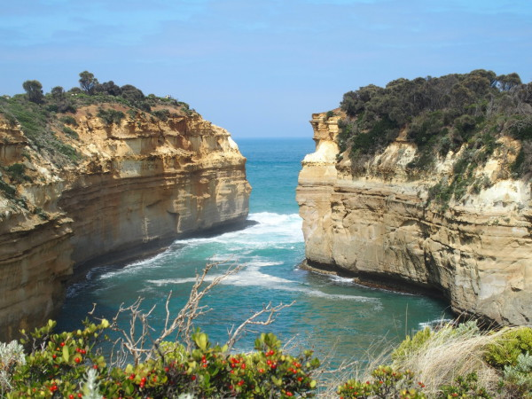 Great Ocean Road - Loch Ard - Australie