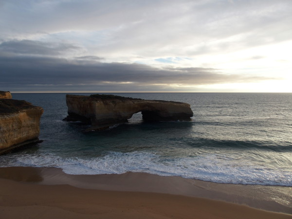 Great Ocean Road - London bridge - Australie