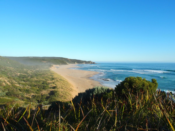 Great Ocean Road - Johanna beach - Australie