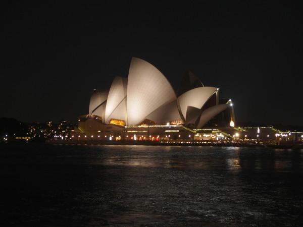 Opéra de Sydney de nuit - Australie