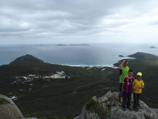 Mont Bishop - Wilsons Promontory - Australie