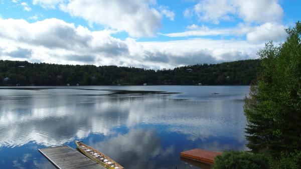 Lac Beauport - Québec - Canada